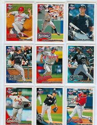 1981 - 2013 Baseball Inserts Rookies Stars Hall Of Fame – You Pick 25 Different