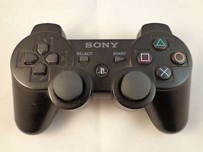 Sony Playstation 3 Controller, DUALSHOCK 3 SIXAXIS