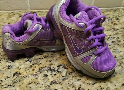 online store eff55 ed1f6 Toddler Girl s Nike Shox Running Tennis Shoes - Purple - Size 10.5 infant  10.5C
