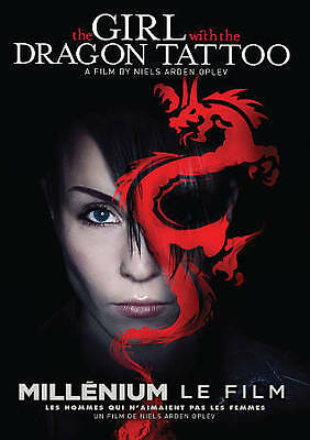 The Girl With the Dragon Tattoo (DVD, 2012, Canadian Bilingual)