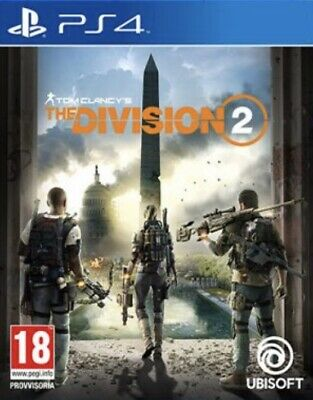Ps4 Sony Tom Clancy's THE DIVISION 2 PlayStation 4 Versione DIGITALE