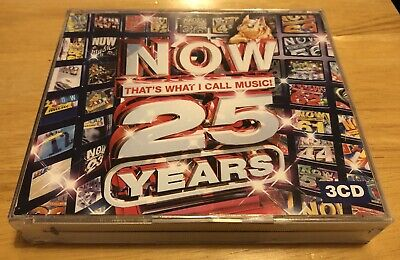 Various Artists - Now That's What I Call Music! 25 ... - Various Artists CD