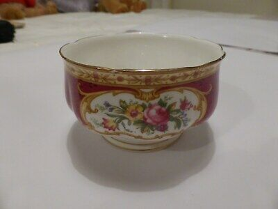 "Royal Albert ""Lady Hamilton"" Sugar Bowl"