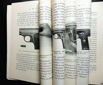 ww1 ww2 gerMAN ARMY HANDGUNs OFFICERs REVOLVER PISTOLs LUGER P 08 WALTHER 44 Pic