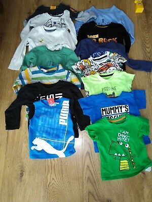 Baby Boys Clothing Bundle 12 - 18 Months