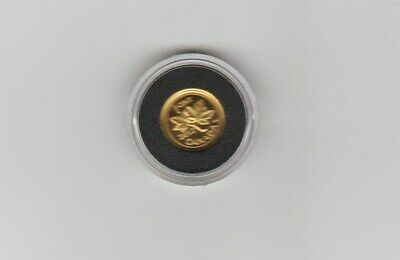 2012 Canada 1/25 Ounce Pure Gold 1 Cent Coin (Farewell to the Penny)