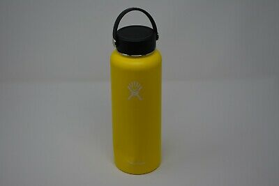 Hydro Flask 40 oz Double Wall Vacuum Insulated Stainless Steel Leak Proof Sports