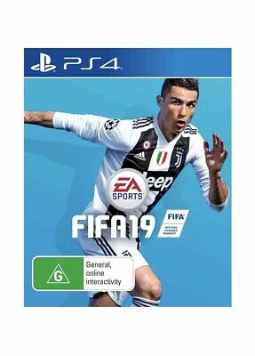 Fifa 19 Ps4 - Brand New And Sealed