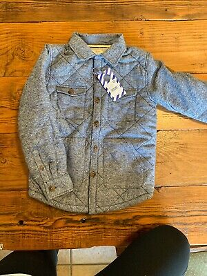 Pumpkin Patch Boys Jacket New With Tags Size 10
