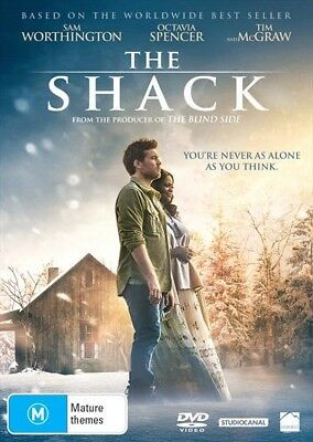 The SHACK : NEW DVD