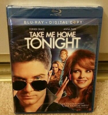 Take Me Home Tonight (Blu-ray, 2011), Buy more Save more (READ)