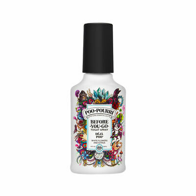 Poo-Pourri Before You Go Toilet Spray 118ml/4oz Deja Poo Brand New