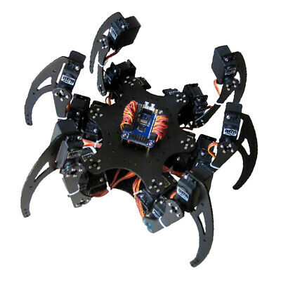 6 Foot Bionic Spider Robot Learning Kits for Arduino Programmable Robot DIY
