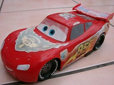 Lightning McQueen Interactive Racing Car - 9""