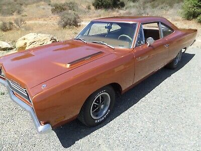 1969 Plymouth Road Runner  Plymouth Road Runner 1969