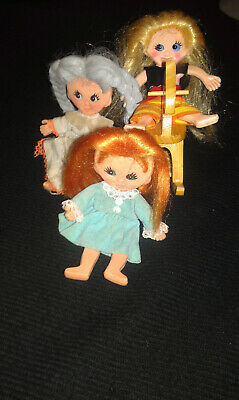 Vintage Flatsy Doll ideal 1969 Excellent Condition