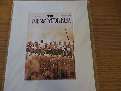 """The New Yorker"" Cover - Classic Print"