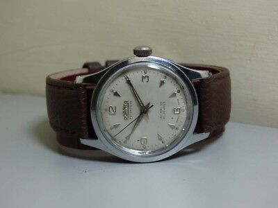Vintage Roamer Winding Swiss Made Wrist Watch e753 old Used Antique