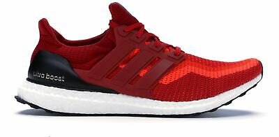 e42ac55bd53 ADIDAS ULTRA BOOST 2.0 Solar Red power Red core Black Aq4006 Size 14 ...