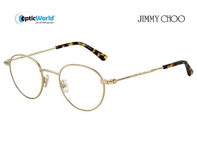 JIMMY CHOO - JM004 Designer Spectacle Frames with Case (All Colours)