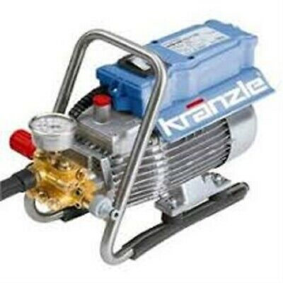 Kranzle K7/122 High Pressure Washer with Foam Lance  REDUCED ONLY 599