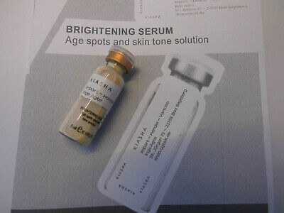 KIASHA Mesowhite Serum bb-Glows MIcroneedling je 5 ml