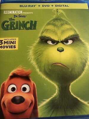 """""""The Grinch"""" '2018' Illumination Presents Dr.Seuss' The Grinch"""