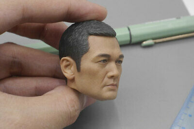 """Head Sculpt B for ZCWO 1/6th Scale Action Figure 12"""""""