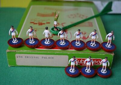 Subbuteo  LW  Crystal Palace - Bologna 2nd ref. 194 in box originale