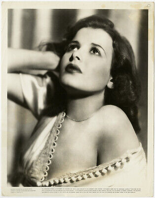 Australian Actress Mary Maguire '30s Vintage Risqué Hollywood Glamour Photograph