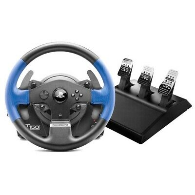 volante Thrustmaster T150RS PRO PS4/PS3/ PC 3 Pedales No incluye accesorio Br...