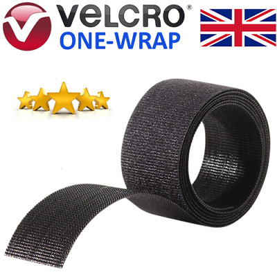VELCRO® Brand ONE-WRAP Double-Sided Hook & Loop 10mm 20mm Cable Tidy Straps