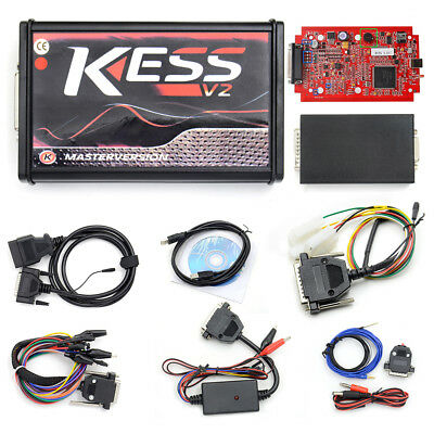 KESS V2 5.017  2.47 MASTER EU RED SUPPORT ONLINE chip tuning device