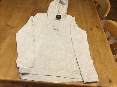 NEXT Light Grey Hoody BNWT Size 10