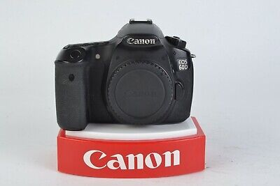 Canon EOS 60D 18.0 MP Digital SLR Camera (Body Only) SC:181,133 #Eused60D