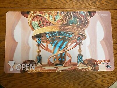 MTG Magic Star City Games Open AETHER VIAL Playmat Mousepad