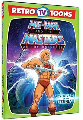 Retro TV Toons - He-Man and the Masters of the Universe - Eternia Awaits, DVD