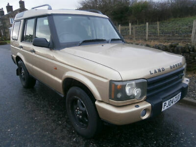 Land Rover Discovery Td5 GS Auto  Aircon  Full history  Long MOT  Drives A1
