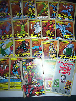 Marvel Mini Top Trumps