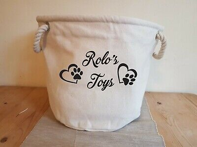 Pet toy storage bag treat bag perfcet for cats dogs 3 sizes and colour! gift!