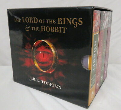The Lord of the Rings and the Hobbit by J. R. R. Tolkien and Zlata Filipovic