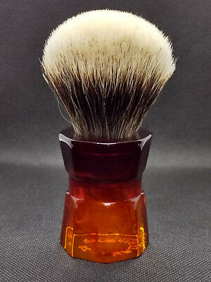 Yaqi 26mm Moka Express Two Band Badger Hair Shaving Brush R1737-26
