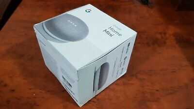 Brand New in Sealed Box Google Home Mini Smart Assistant free pickup Melbourne