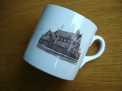 CHORLEY Lancashire. St James's Church.  Commemorative mug.  1928.