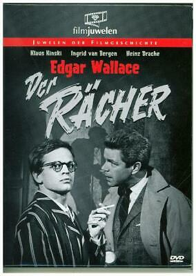 Der Rächer (Edgar Wallace). DVD | DVD | deutsch | NEU | 2019