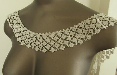 Antique Victorian/Edwardian Lace Collar -23