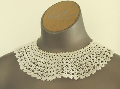 Antique Victorian/Edwardian Lace Collar -35