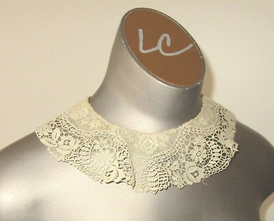 Antique Victorian/Edwardian Lace Collar - O