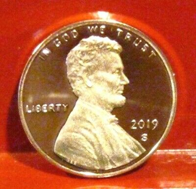 2019 S  Lincoln Shield Cent Gem Proof