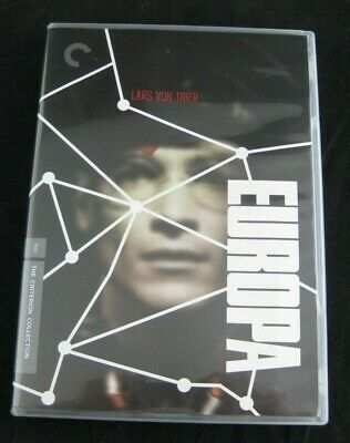 EUROPA #454 DVD The Criterion Collection